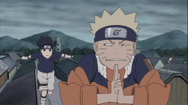 Pl naruto wbijam Naruto i